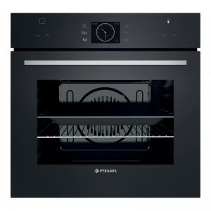 Фурна Pyramis 60ΑΠ 2250 Black Touch